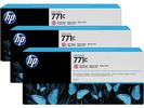 3-PACK HP B6Y35A NR 771 L. MAGENT/PK3