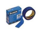 Verzegeltape Scotch 820 35mm x 33m blauw