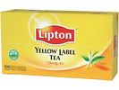 Thee Lipton FGS Yellow label/pk100