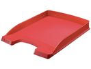 Brievenbak Leitz 5237 Plus Slim A4 rood