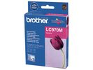 Inkjet Brother LC-970M magenta
