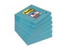 Notitieblok Super Sticky 76x76 el.bl/pk6