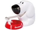 Plakbanddispenser Scotch Hond (+tape)
