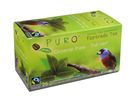 Thee Puro fairtrade groene thee/bx 6x25