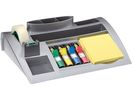 Bureauorganizer Post-it C50 zilver