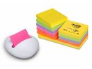 Dispenser Post-it Z-Note Stone wit+notes