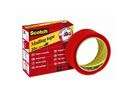 Verzegeltape Scotch 820 35mm x 33m rood