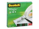 Plakband magic Scotch 810 19mmx66m