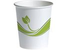 Beker karton bio hot drink 200ml /pk100