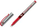 Fineliner Pilot V-4190 0,5 mm rood/ds 12
