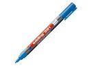 Whiteboard marker edding 361 1mm bl/ds10