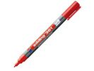 Whiteboard marker edding 361 1mm rd/ds10