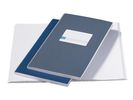 Registerboek Atlanta 105x165 blauw/pk 5
