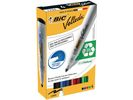 Whiteboardmarker Velleda Eco 1701 ass/d4