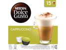 Koffiecup Dolce Gusto cappuccino/ds15x2