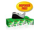 Plakbanddispenser Scotch C60 (+16tape)zi