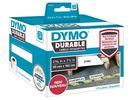 Label Dymo Durable 59x190mm 1x170