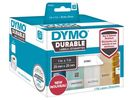 Label Dymo Durable 25x25mm 2x850