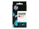 CARTR. HP 51605R ROOD
