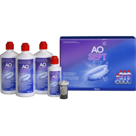AOSEPT PLUS  3X360ML+90ML