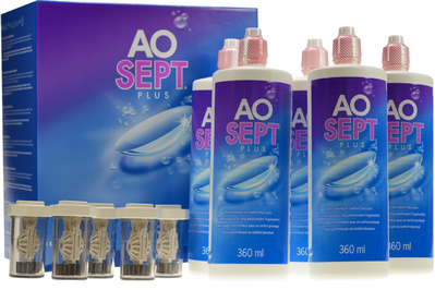 AOSEPT PLUS Multipack 5