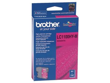 Inkjet Brother LC-1100HYM HC magenta