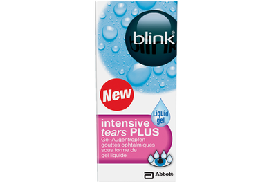 Blink intensive tears PLUS 10 ml