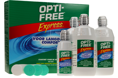 OPTI-FREE EXPRESS MPDS Multipack